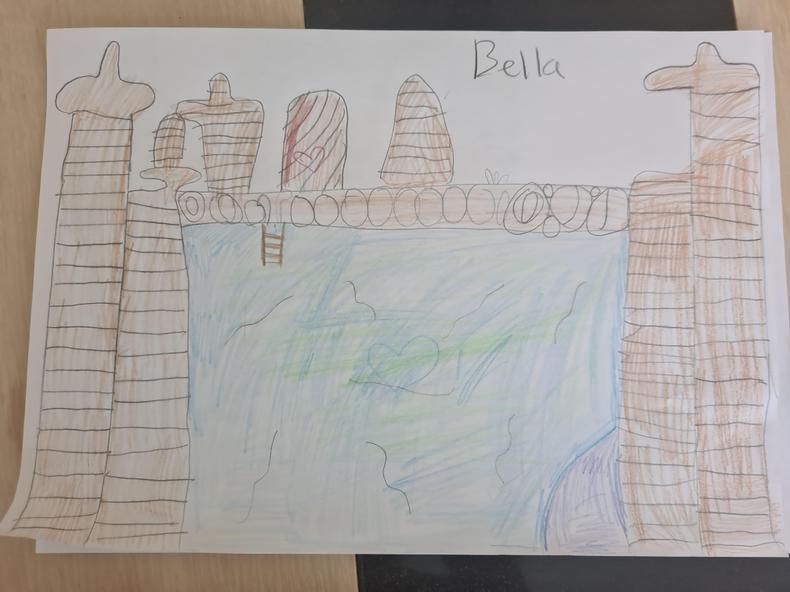 Bella's Roman Bath
