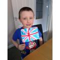Joshua's super flag