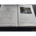 Darie's beautiful writing!