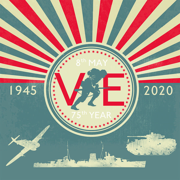 Victory in Europe Day!