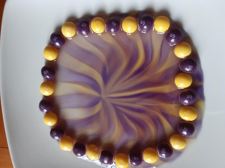 Wow! A beautiful pattern Arielle.