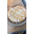 Kylan's lemon drizzle cake...yum yum!