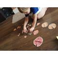 Henry's super 1/4 fractions