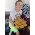 Charlie R and his yummy wartime biscuits