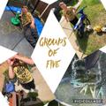 Kylan's groups of 5