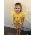 Erin's yummy VE day biscuits