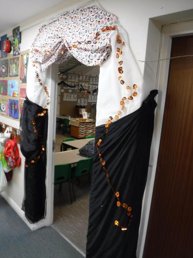 Welcome to our spooktacular classroom