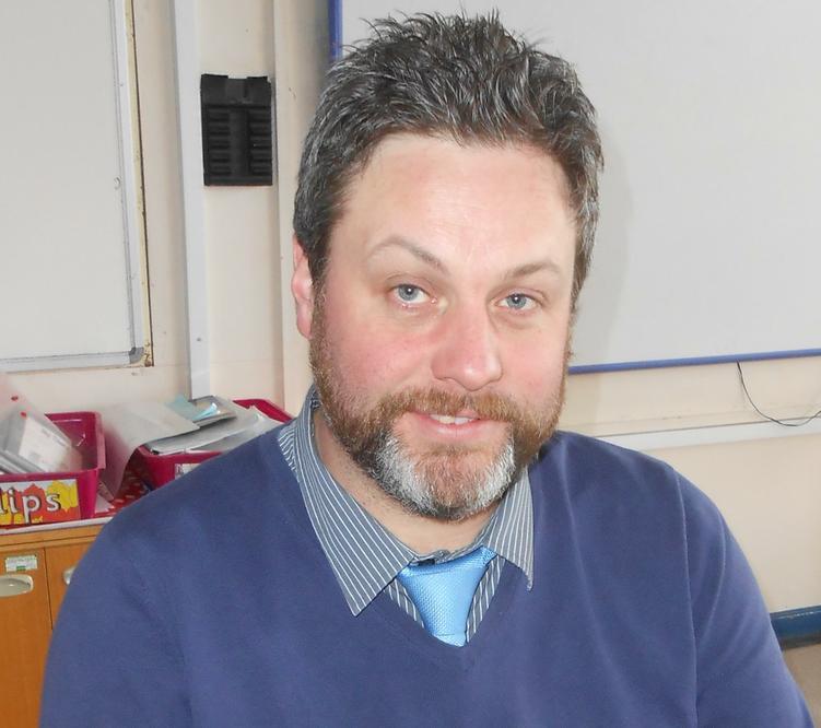 Mr Smith Class Teacher