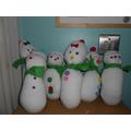 The Snowmen...