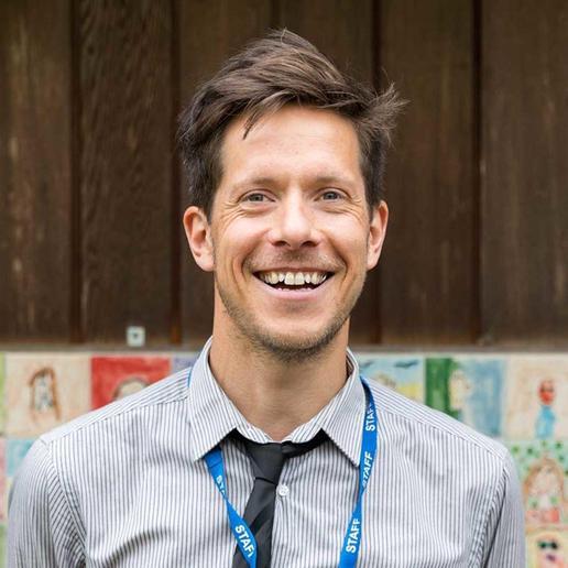 Mr Rob Giffard - Year 2 Teacher
