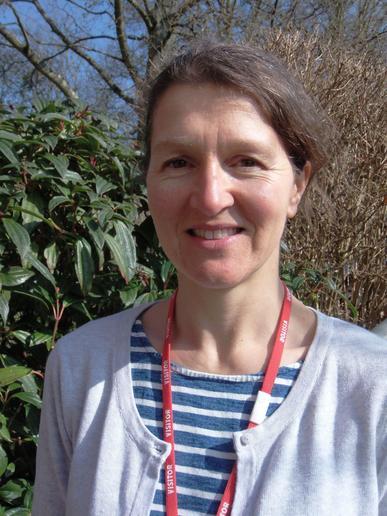 Miss Julie Atherton – Reception Teacher