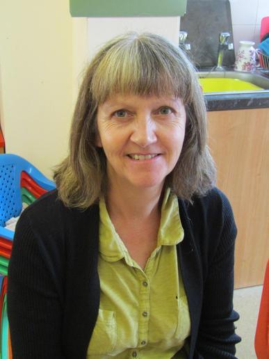 Mrs Kim Thompson - Nursery Nurse