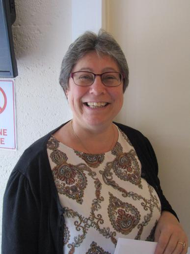 Ms Lisa Parker - Reception HLTA