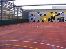 Roof-Top Ball Court