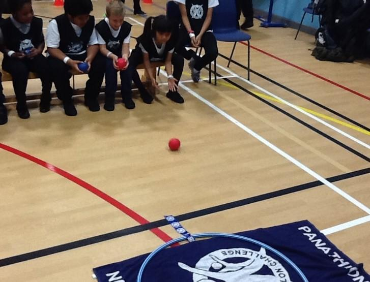 The Speech and Language Resource Base compete in the London Panathlon 2021