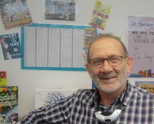 David Mason-Safeguarding Link Governor