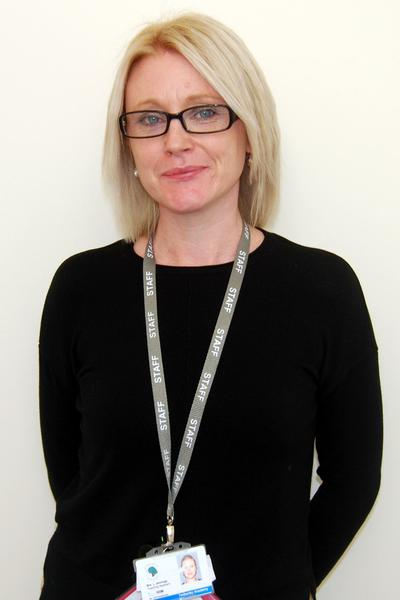 Mrs Jennings - Teaching Assistant