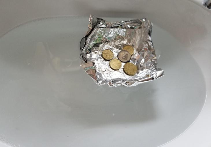 Tymon's tinfoil boat experiment