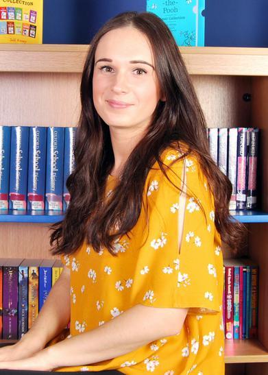 Mrs Cambridge - Class Teacher