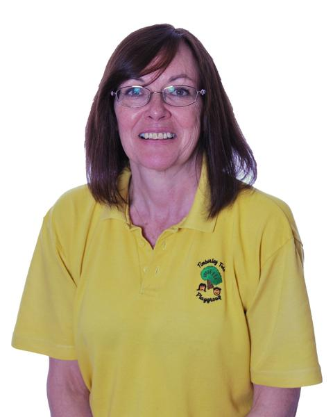 Mrs A Barton- Nursery 1 Teaching Assistant