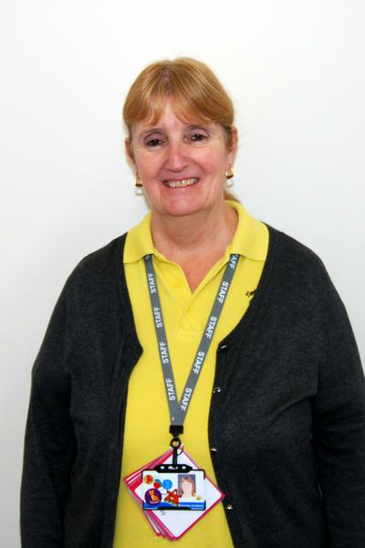 Mrs Cabena - Teaching Assistant