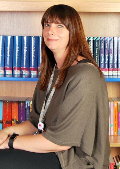 Mrs King- Speech and Language TA