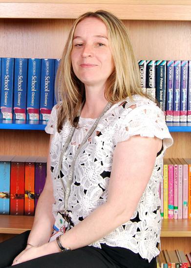 Miss Russell - Class Teacher