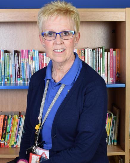 Mrs M Walker- Pastoral Care Manager