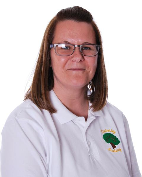 Mrs Pym - Teaching Assistant
