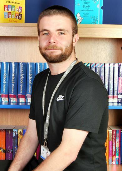 Mr Sierzega - Class Teacher