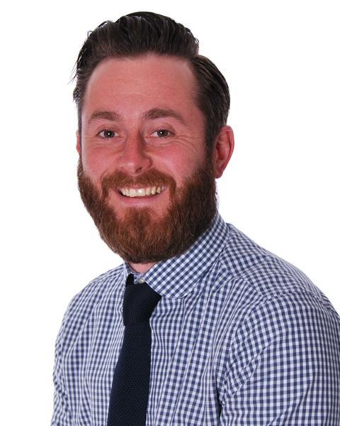 Mr Griffiths - Class Teacher