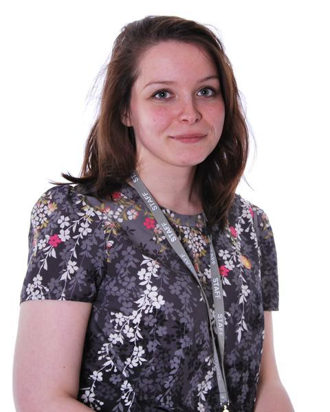 Miss Sleeman - Class Teacher