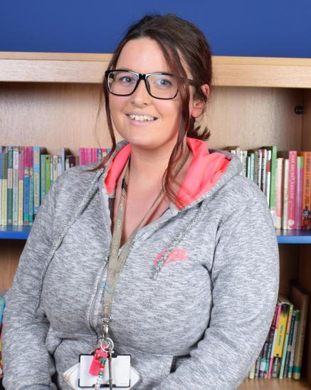 Miss Orohoe - Bees class teacher