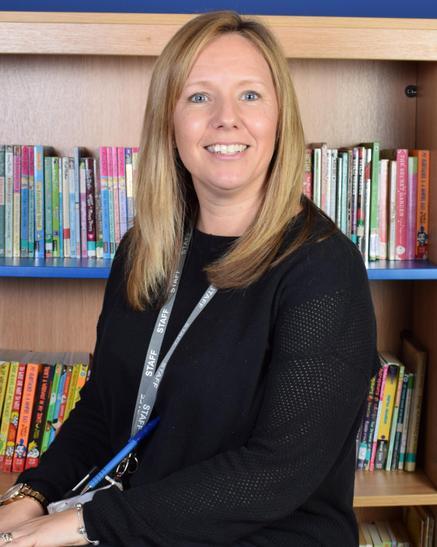 Mrs Sheppard - Ladybirds class teacher