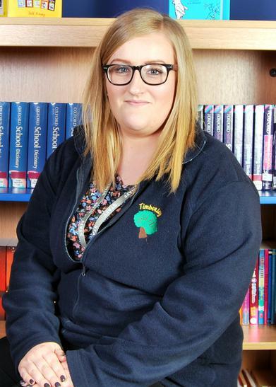 Miss Porter - Teaching Assistant