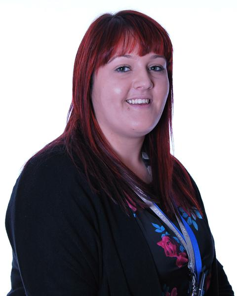 Miss Roberts - Inclusion Assistant