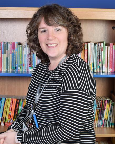 Miss Lench - Butterflies class teacher