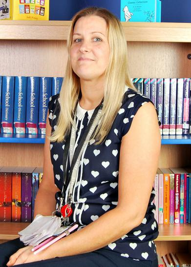Mrs Exton - Teaching Assistant