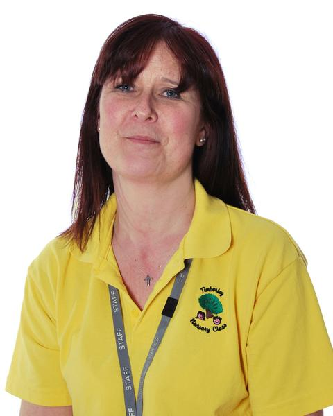 Mrs Clarke - Nursery Teacher