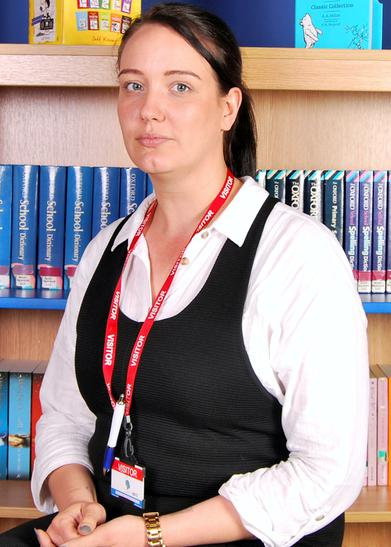 Miss Rayner - Inclusion Assistant