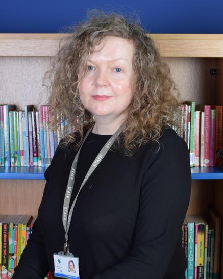 Miss Dunne- Librarian