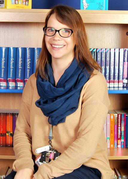 Mrs Caswell- Speech and Language TA