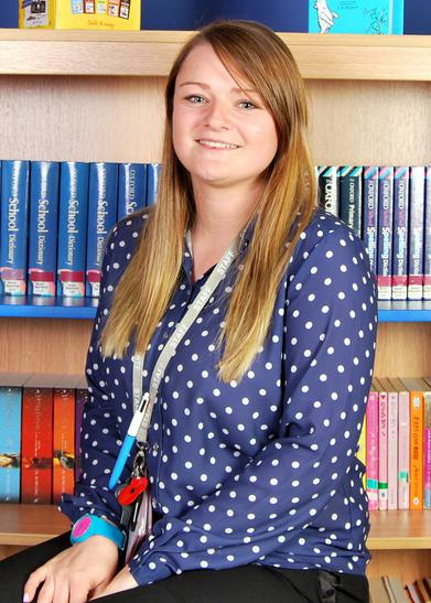 Miss Howcroft - Teaching Assistant