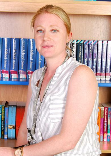 Mrs Jennings - Teaching Assistant