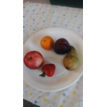 The fruit what the hungry caterpillar eats