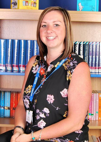 Mrs Nicholls-Pastoral Care Assistant/DSL