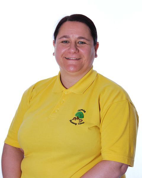Mrs Howcroft - Nursery Teaching Assistant