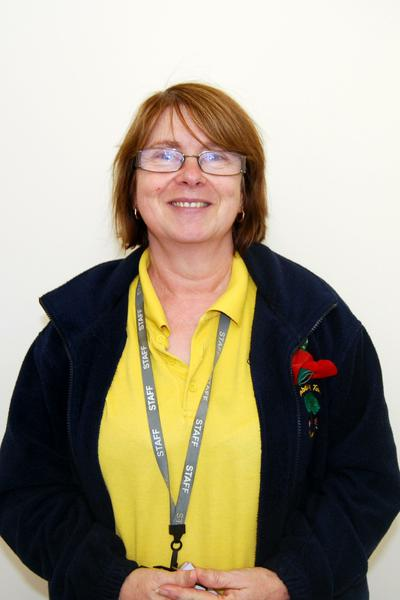 Mrs Lawton - Teaching Assistant