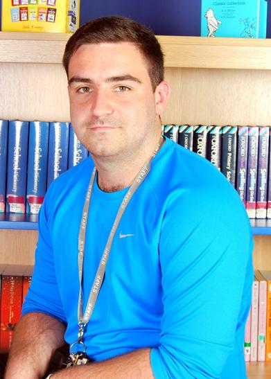Mr Henningham- Physio Assistant