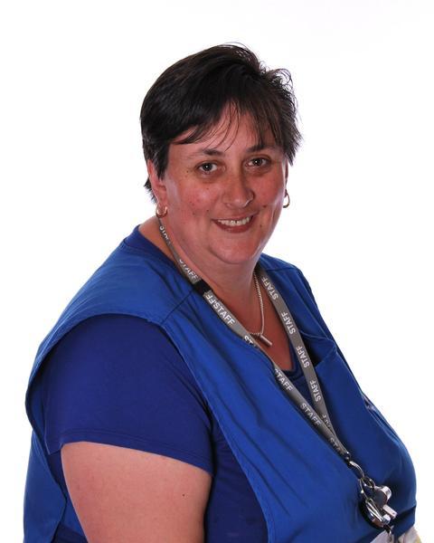 Mrs D Weldon- Dinner Supervisor